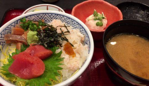 北海道料理 ユック「はまなす亭」で初一人ランチ